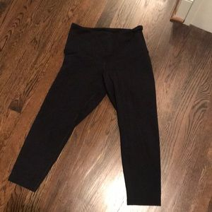 Lalabu High waist crop leggings